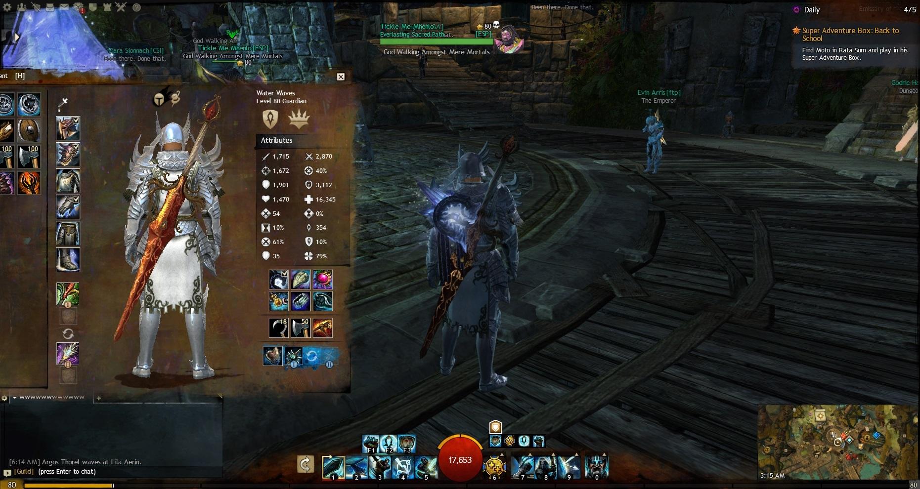 Guild Wars  Ranger Crafting