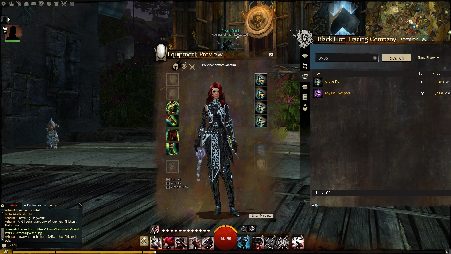 New Ascended Armor Guildwars2