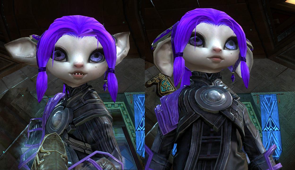 Guild Wars 2 Forum - Bugs: Game, Forum, Website - Female Asura hair ...