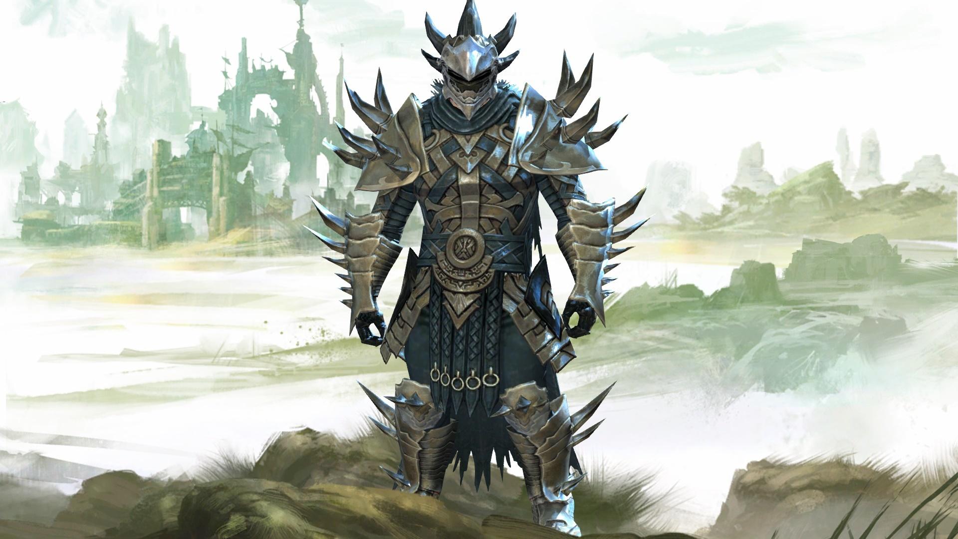 Guild wars 2 norn warrior armor sets