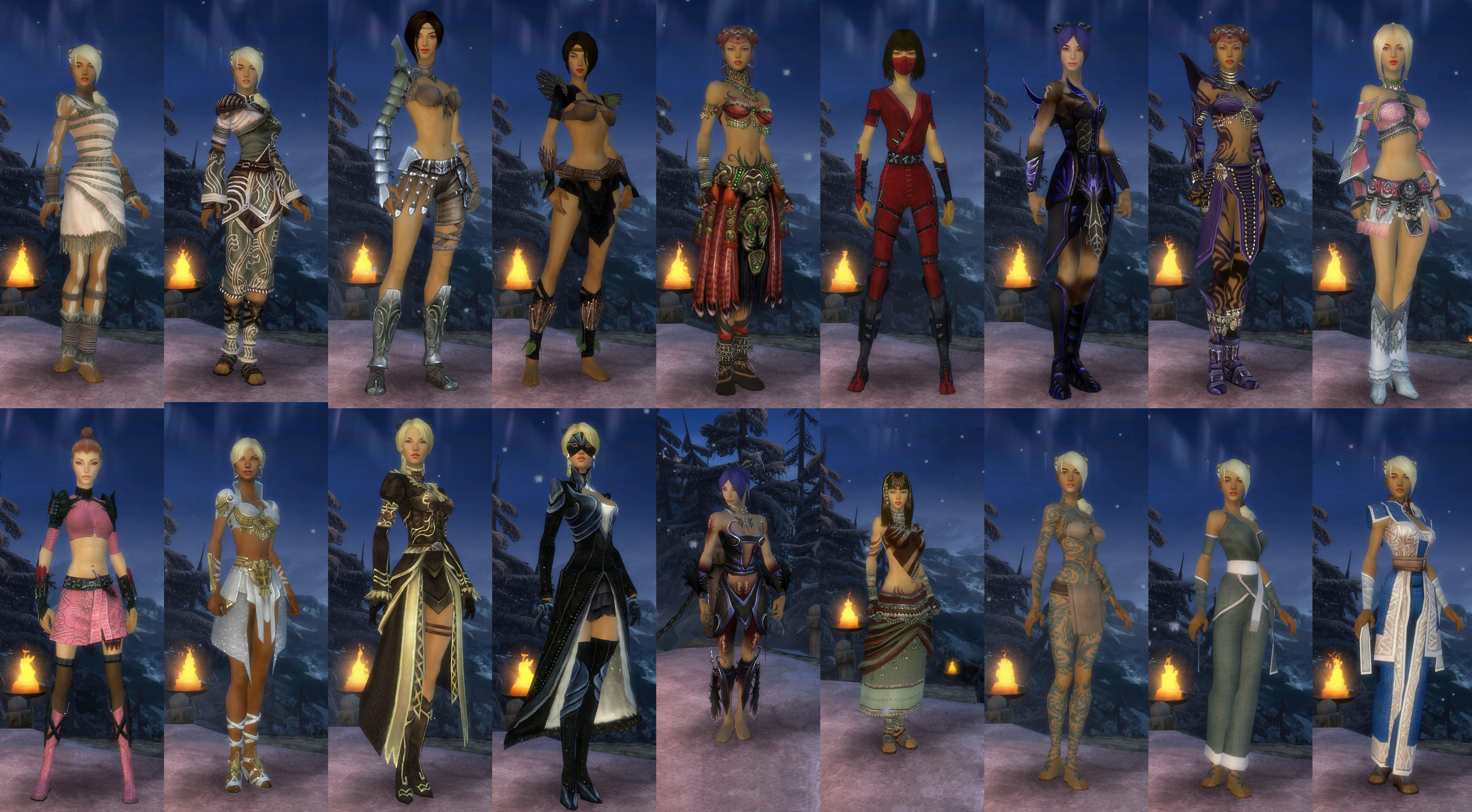 Guild Wars 2 Forum - Guild Wars 2 Discussion - Finally New Armors ...