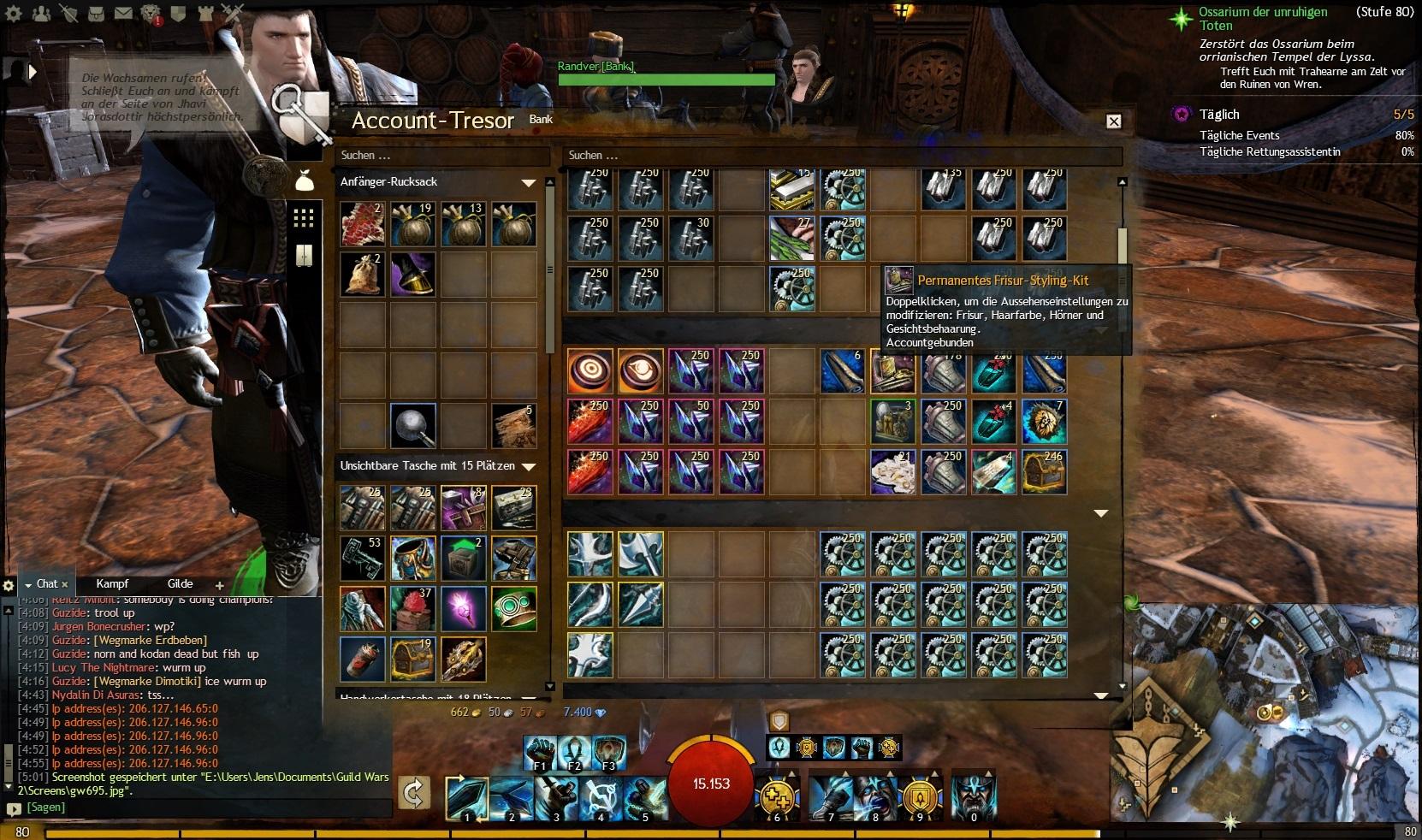 guild wars 2 forum - black lion trading co - permanent hair style