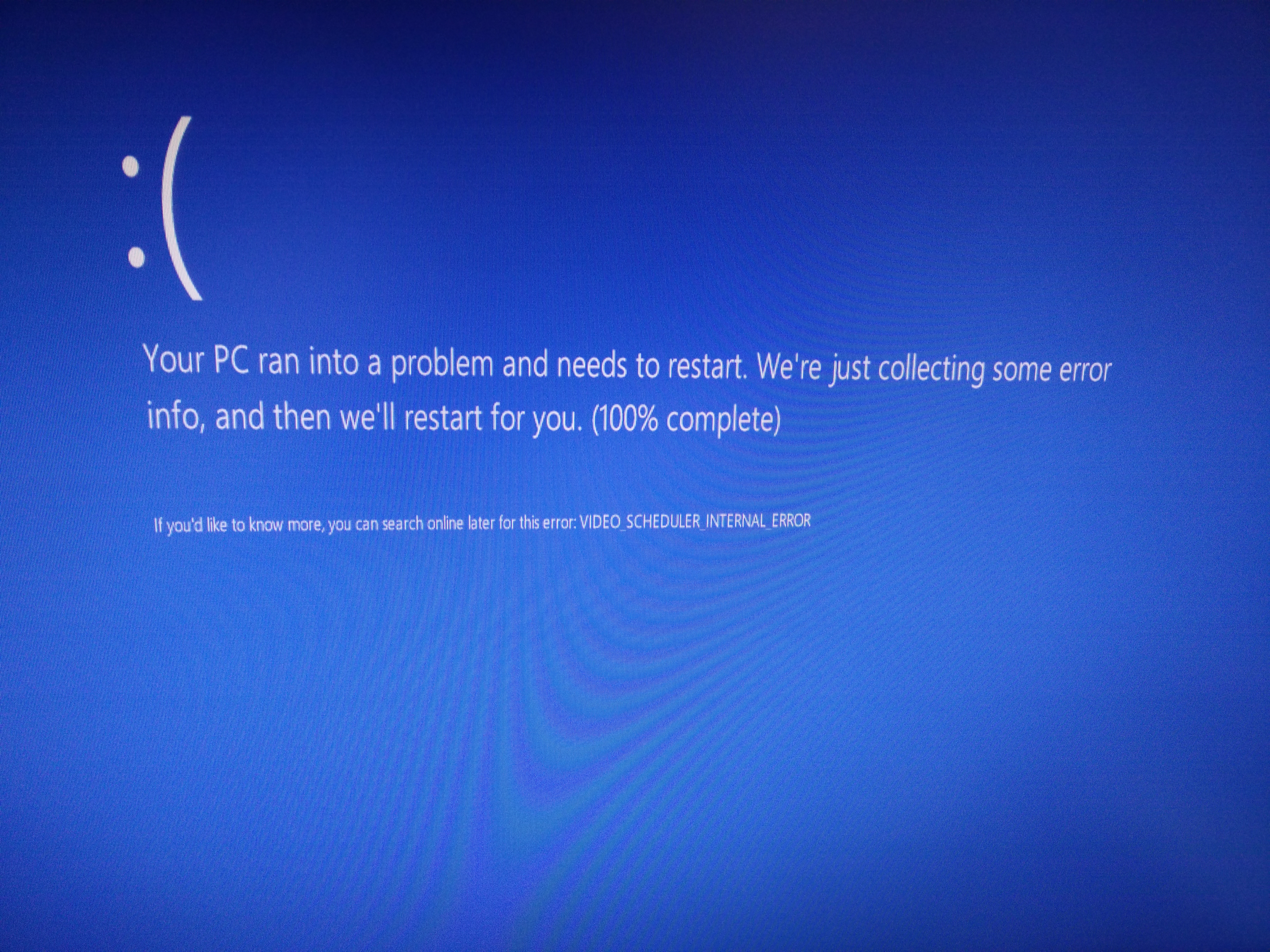 Nvidia windows 10 problems - Attachments