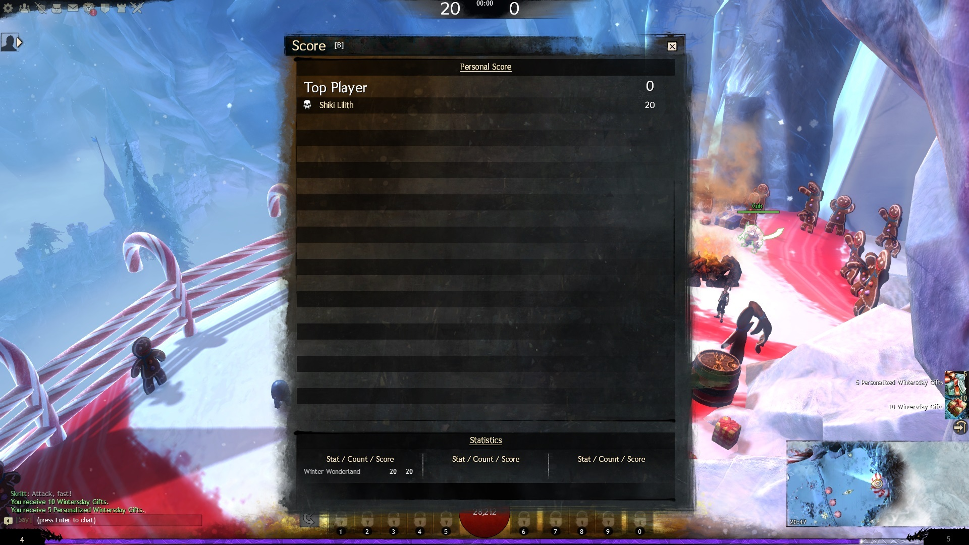 Guild Wars 2 Forum - Guild Wars 2: Heart of Thorns - Winter ...