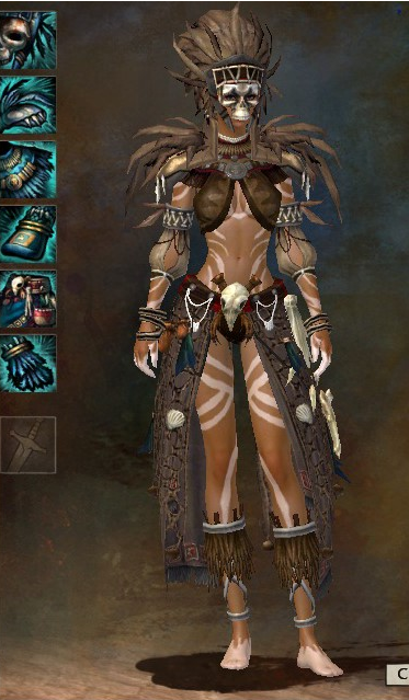 how to get armor guild wars 2