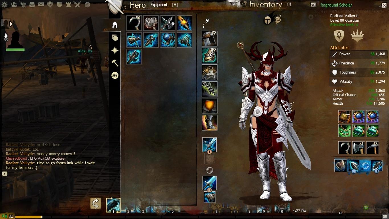 Guild Wars  Herald Pve Build