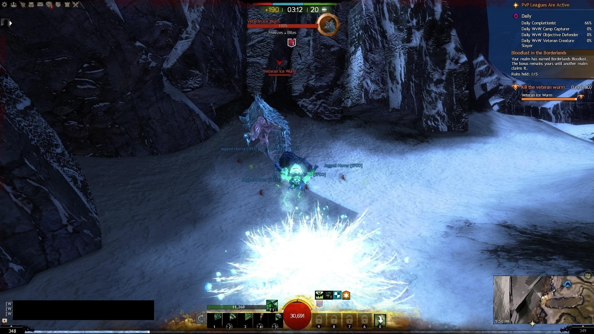 Guild Wars 2 Forum - Bugs: Game, Forum, Website - Lich Form ...