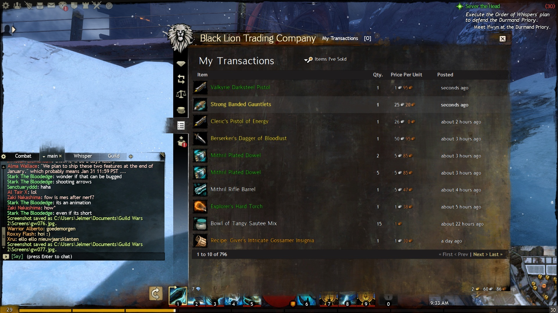 Gw2 trading post strategies