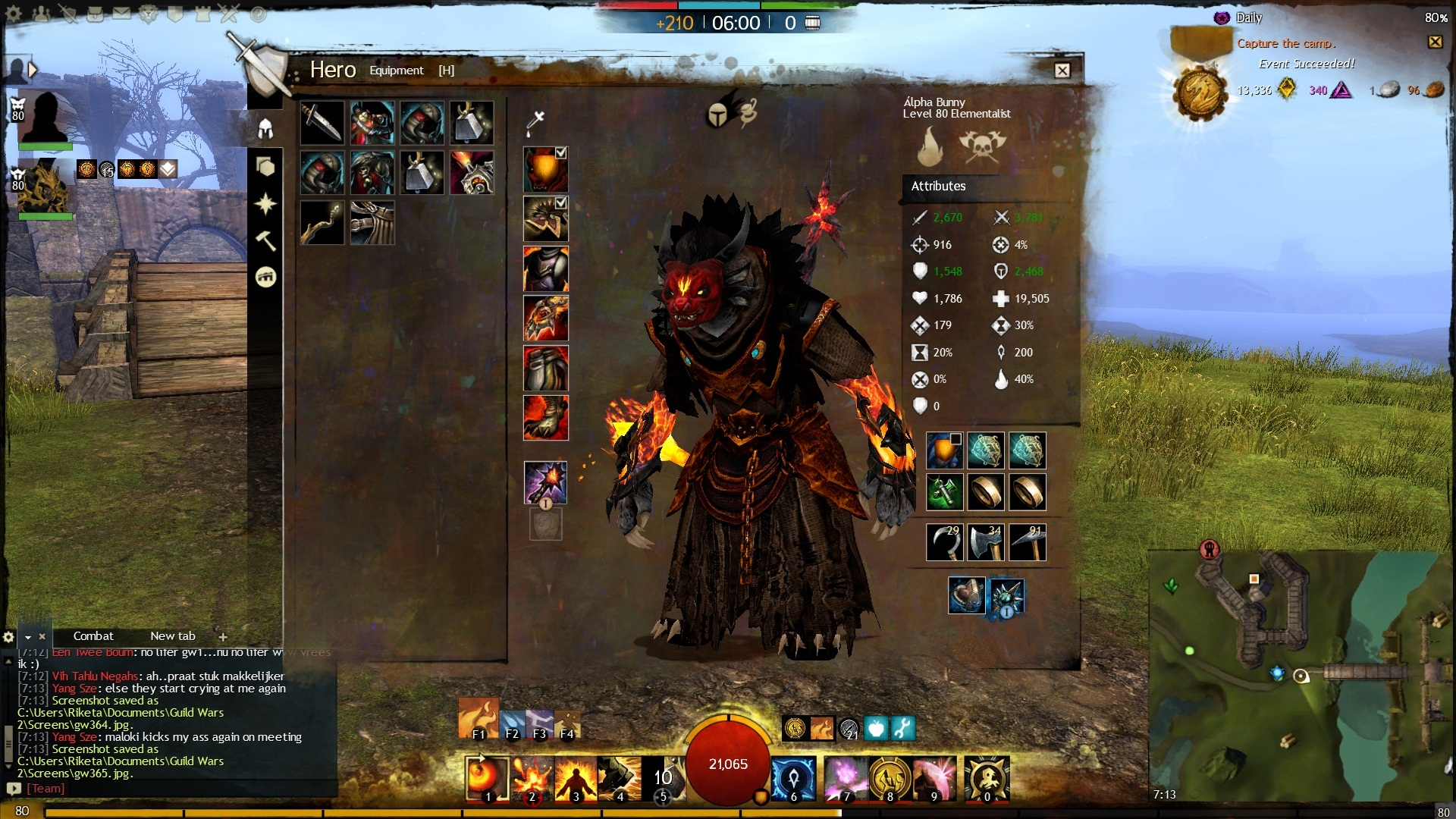 Guild Wars 2 Best Thief Armor Skins – Fondos de Pantalla
