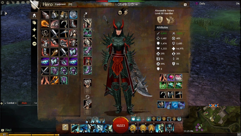 Guild wars 2 warrior guide compendium build part 2 (runes, sigils.