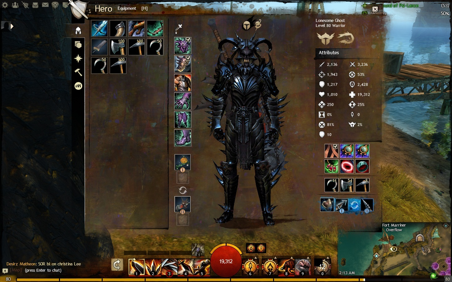 Gw2 how to set to silverwastes
