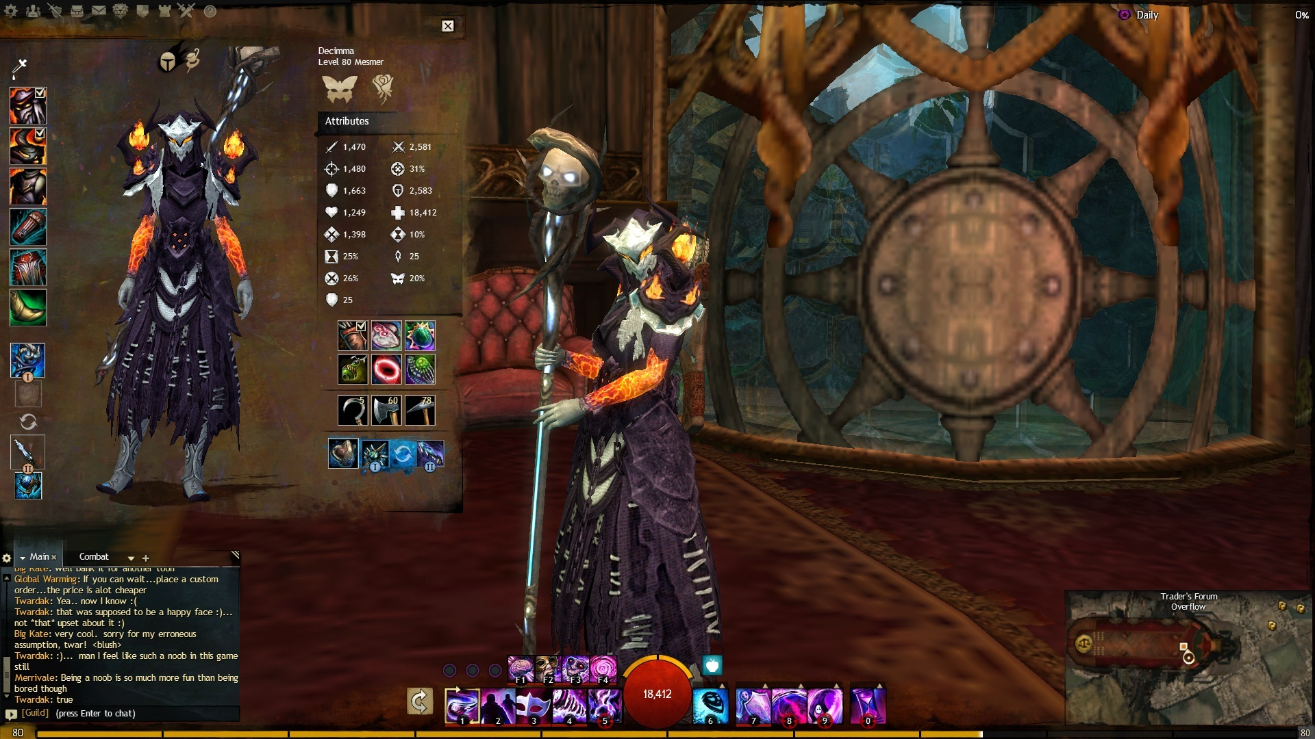 Mesmer pve leveling build and guide | guild wars 2 beginner's.
