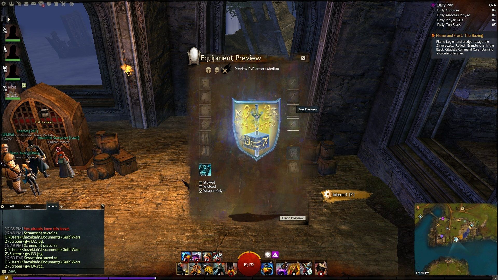 Guild Wars 2 v6: Citadel of Flame Armor Edition - Games - Facepunch