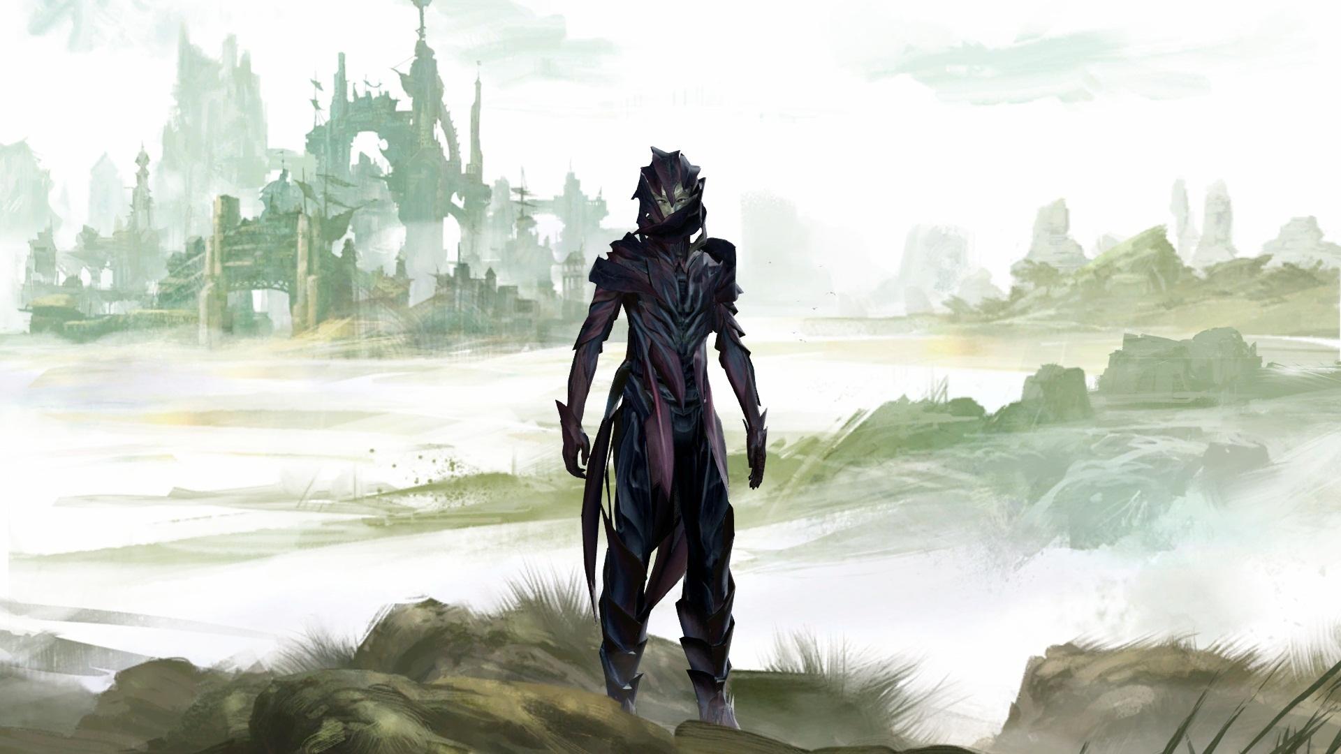 Guild Wars 2 Forum - Sylvari - Sylvari Cultural armor.