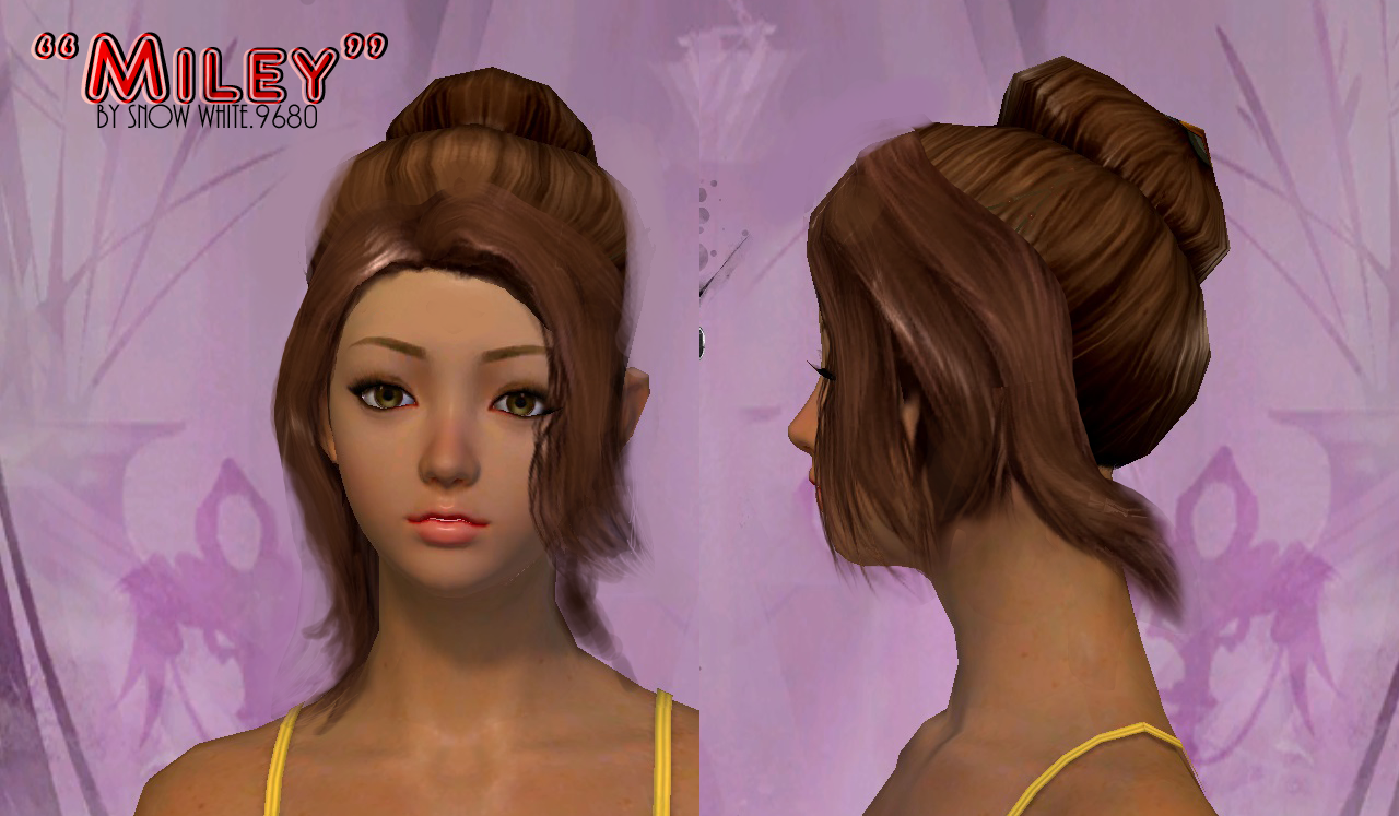 guild wars 2 forum - human - new hairstyle ideas!