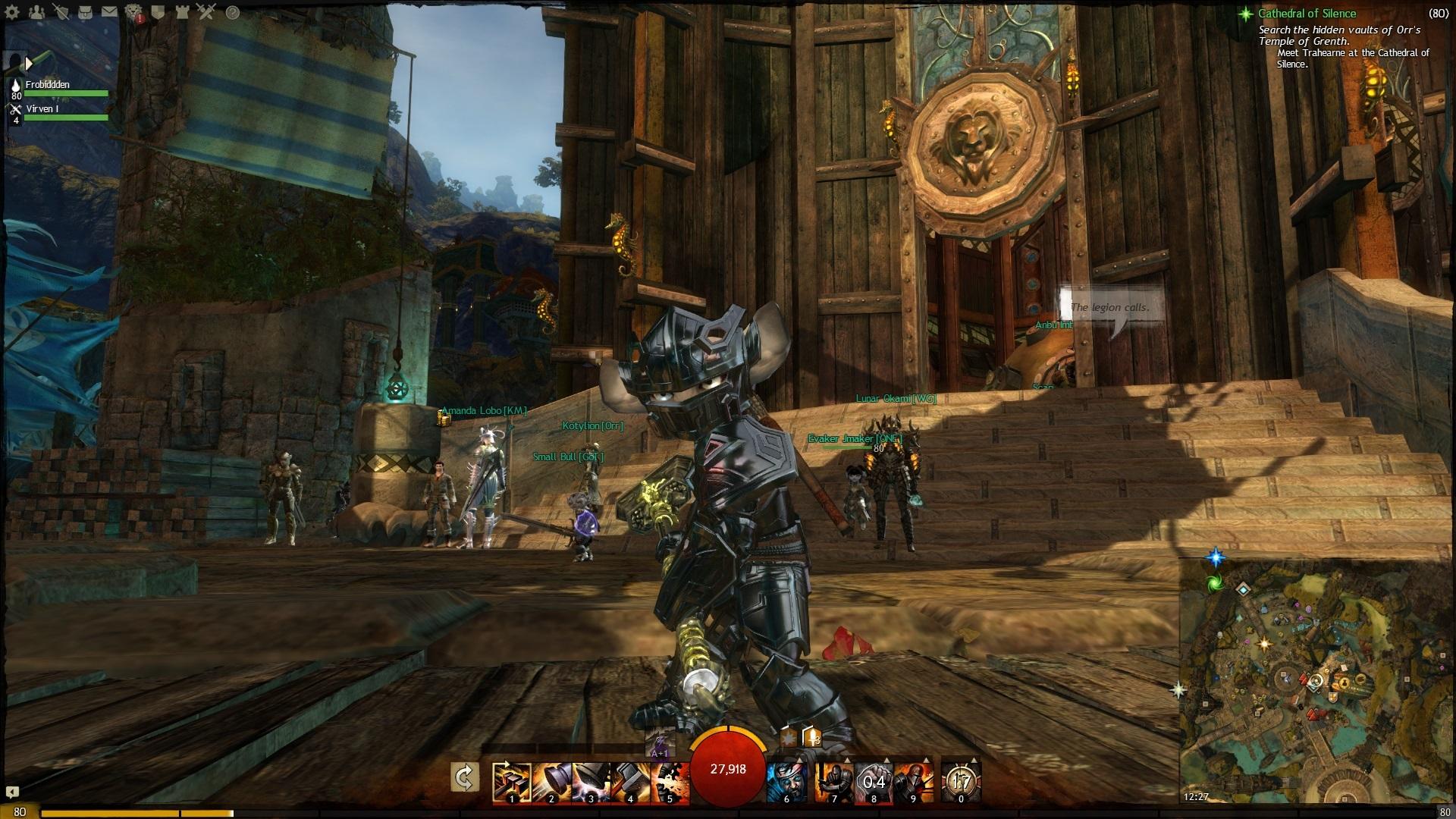 Juggernauts Online Game Gw