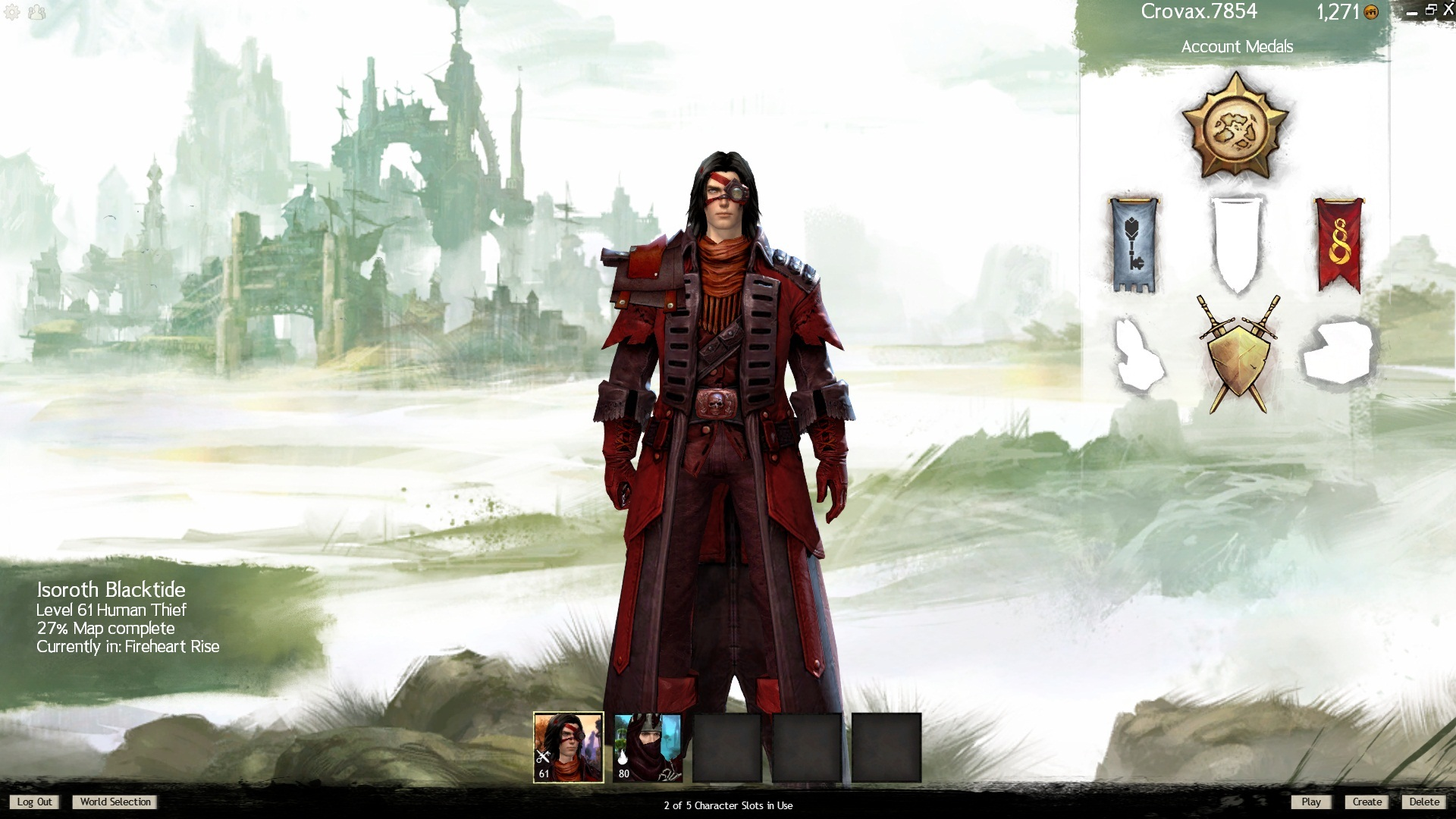 how to find thief skins gw2