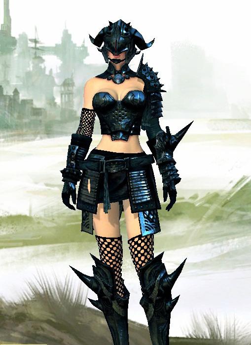 Guild wars 2 warrior armor sets human