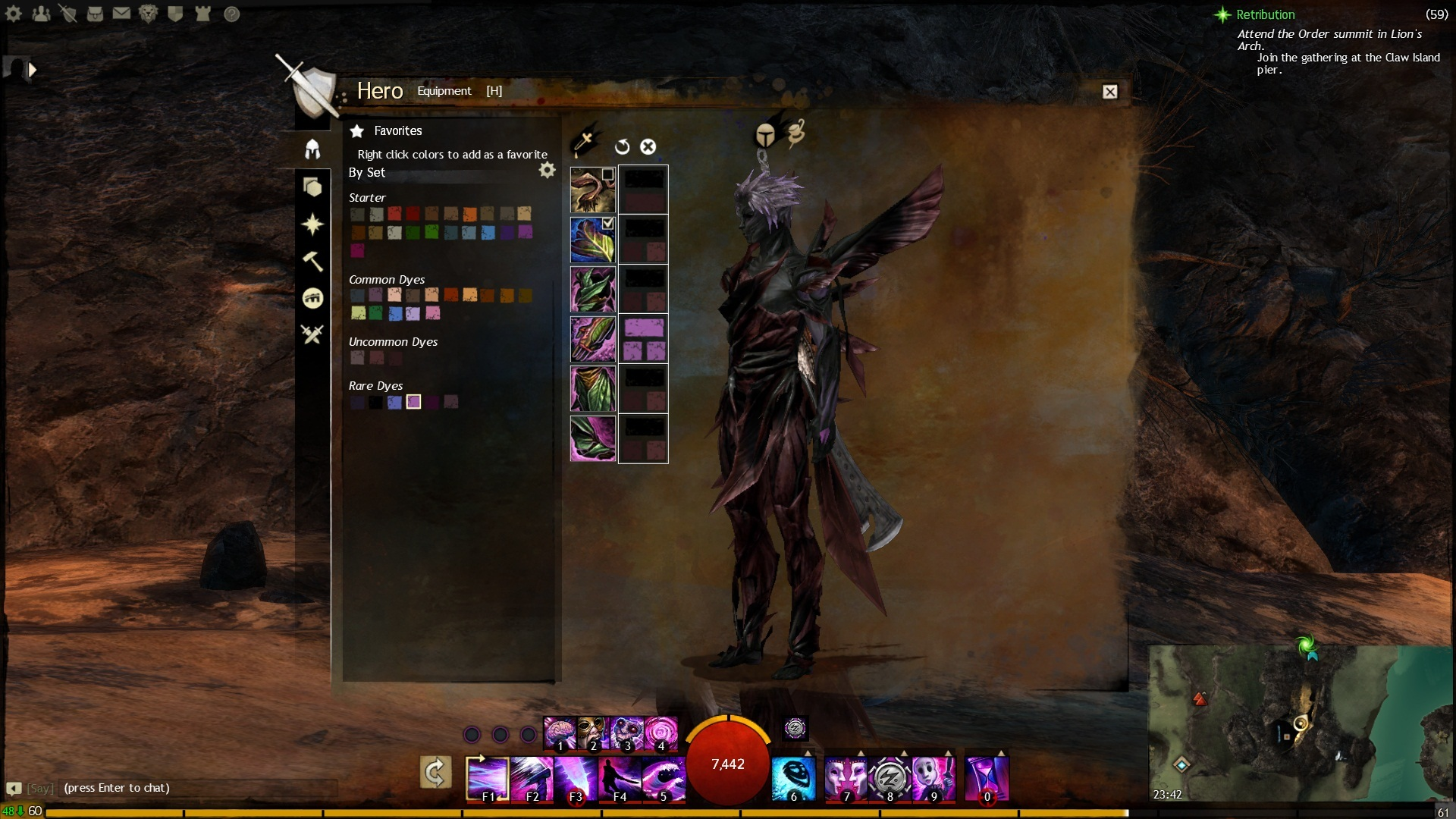guild wars 2 forum sylvari sylvari t2 light cultural armor